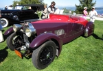 I wanted to drive off in this 1928 Bugatti Type 44 sooo badly