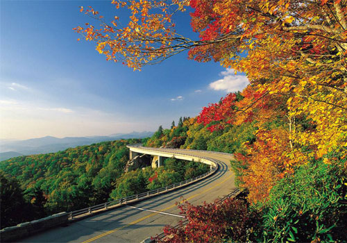 blue ridge parkway north carolina - the World's Greatest Driving Roads.