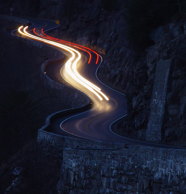 hawks nest new york - the World's Greatest Driving Roads.