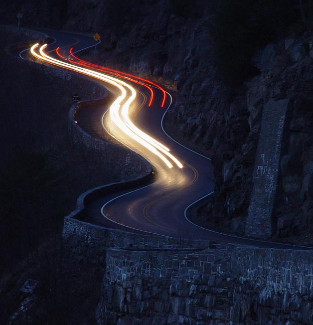 hawks nest new york - the World's Greatest Driving Roads.
