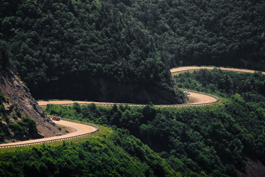 nove scotiacabot trail - the World's Greatest Driving Roads.