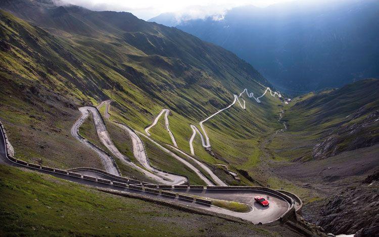 stelvio pass 2 - the World's Greatest Driving Roads.