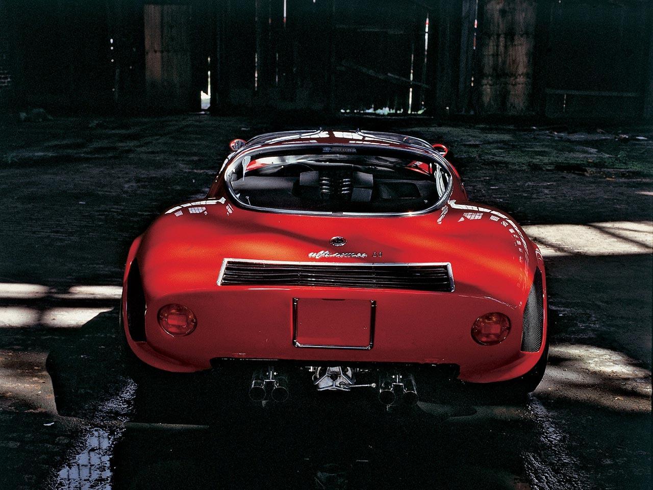 Spotlight  The Exquisite Alfa-Romeo Tipo 33 StradaleAlfa Romeo 33 Stradale Replica