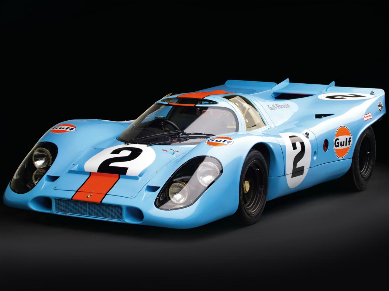 Hành Trình phát triển qua 62 năm sau tay lái của 20 chiếc xe đua của Porsche. - 104612