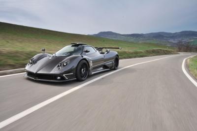 motormessenger | Zonda | Pagani | Carbonfibre | 760 RS